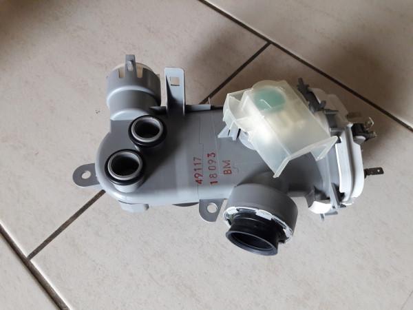 Bosch SRI5615EU, Heizung, Durchlauferhitzer, Temperatur, Geschirrspüler, heizen, Spülmaschine, Erkelenz